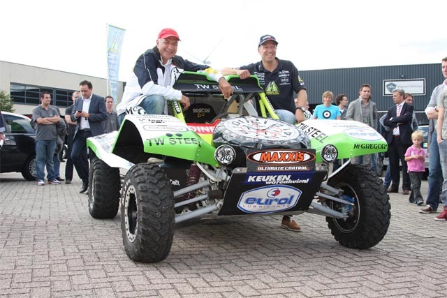 Tim Electric Dakar